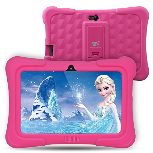 Dragon Touch Y88X Plus 7 inch Kids Tablet, Kidoz Pre-Installed Disney Content...