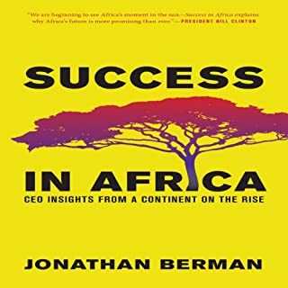 Success in Africa audiobook cover art