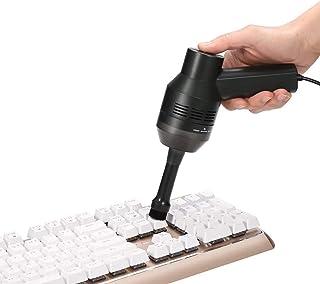 Laptop Tierhaare USB Tastatur Staubsauger Reiniger 1000Pa Mini Staub Reinigungs Set Tastatur Reinigen die L/ücke f/ür Tastatur Kabellos Tastatursauger Starker Sog Auto Gift: Keycap Remover+B/ürste