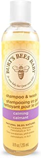 Burts Bees Baby Calming Shampoo and Wash, 235ml (Canadian Packaging)