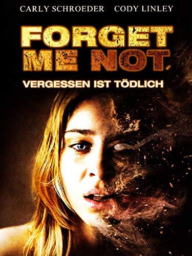 Forget Me Not - Vergessen ist todlich