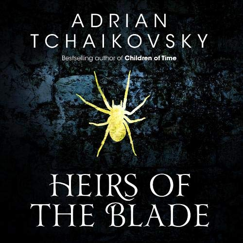 Heirs of the Blade cover art