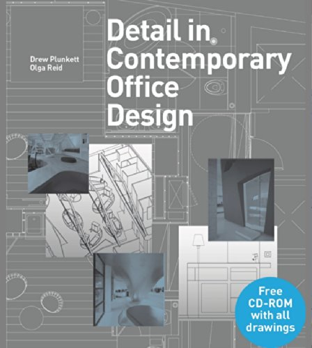 Detail in Contemporary Office Design (English Edition)