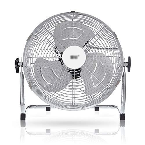 """Ventilador de pie, ventilador potente dormitorio, ventilador eléctrico de escritorio de alta potencia, enfriador de aire de la casa de verano, ventilador industrial, súper fuerte viento, 10-20"""""""