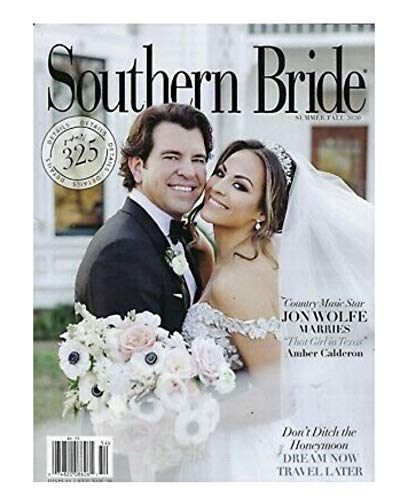 Southern Bride Magazine 2020 Summer/Fall 2020