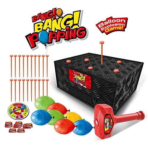 happy event Blast Box Action Game Balloon Blasting Family Party Fun Kids Toy
