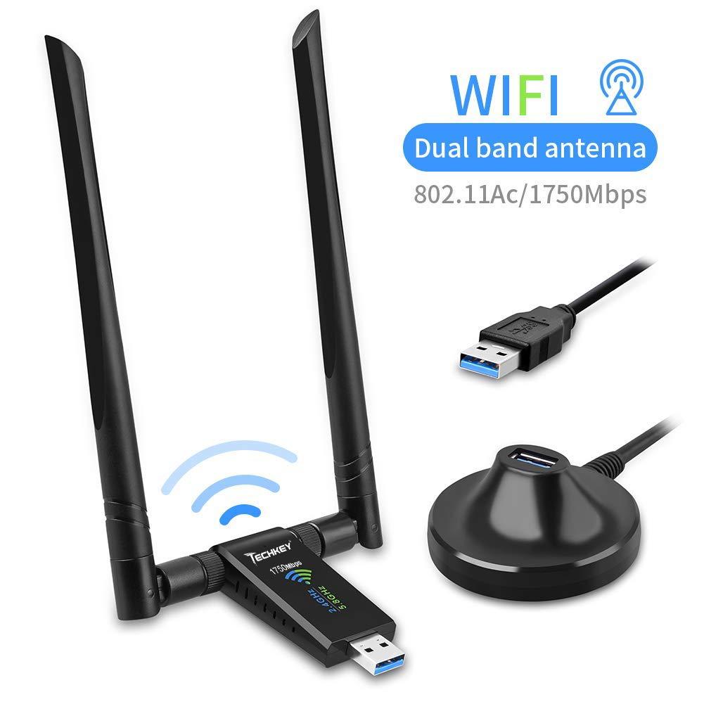 Techkey 1750Mbps 1300Mbps Antennas Wireless