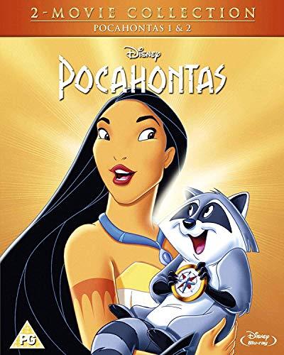 Pocahontas 1 & 2 Doublepack [Blu-ray] [UK Import]