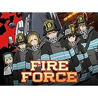 Fire Force Simuldub Season 2 Digital HD Anime Show