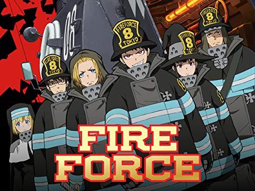 Fire Force, Pt. 1 (Simuldub)