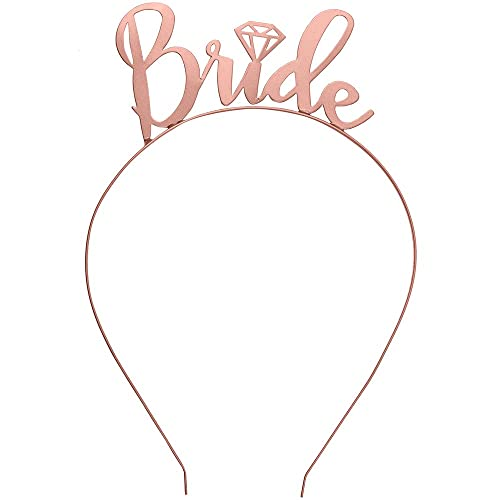 Headband Tiara - Bride or Bridal Party - I Do Crew, Cheers Bitches, Bridesmaid