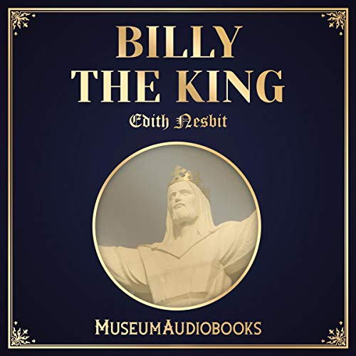 Billy the King audiobook cover art