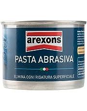 AREXONS PASTA ABRASIVA 150 ml Pasta abrasiva elimina graffi per manutenzione auto, pasta abrasiva lucidante, togli graffi auto, pasta abrasiva segni e rigature superficiali provocate da piccoli urti