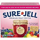 Sure-Jell Light Premium Fruit Pectin, 1.75 oz Box