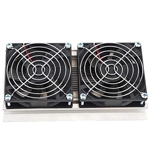 Enfriador termoeléctrico portátil duradero, portátil, resistente, ligero, enfriador termoeléctrico, bajo nivel de ruido para el enfriamiento de la placa de enfriamiento de la cama de