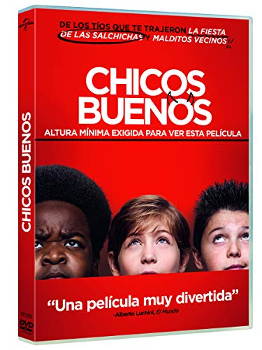 Chicos buenos (DVD)