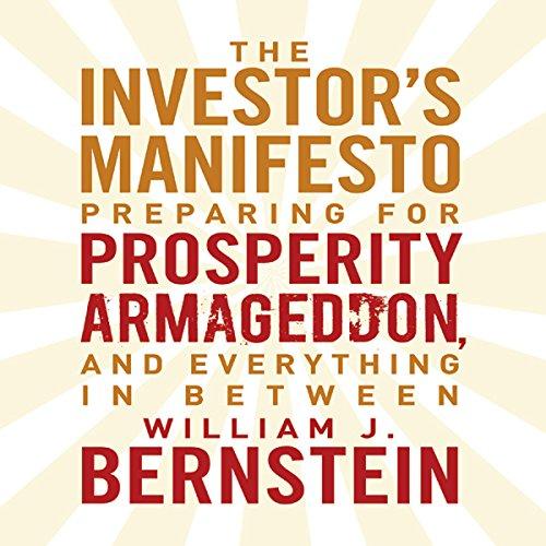 The Investors Manifesto audiobook cover art