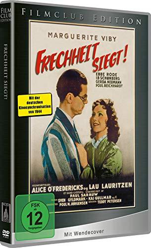 Frechheit siegt! - Limited Edition auf 1200 Stück - Filmclub Edition # 84