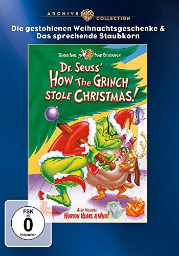 Die gestohlenen Weihnachtsgeschenke und Das sprechende Staubkorn[NON-US FORMAT, PAL]