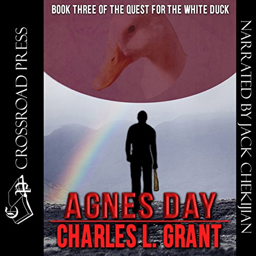 Agnes Day audiobook cover art