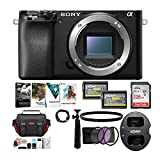Sony Alpha a6100 APS-C Mirrorless...