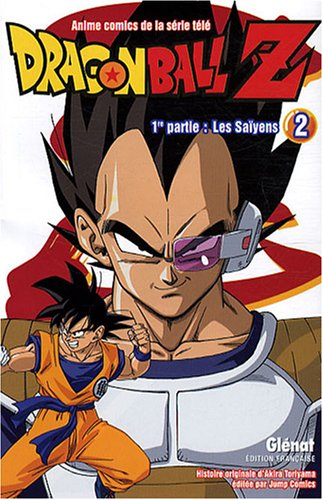 Dragon Ball Z - 1re partie - Tome 02: Les Saïyens