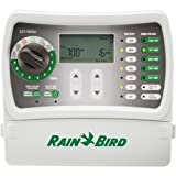 Rain Bird SST900IN Simple-to-Set Indoor Sprinkler/Irrigation System Timer/Controller, 9-Zone/Station (This...