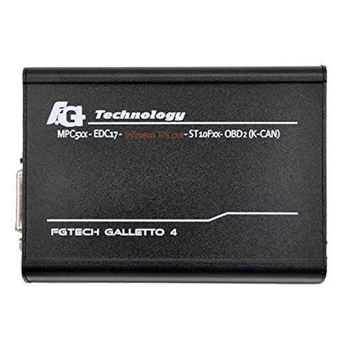 /G Neues Fgtech Galletto 4 Master v54 Steuergerät FG Tech V 54 Vollsatz Master FG-Tech BS Unterstützung BDM-Funktion
