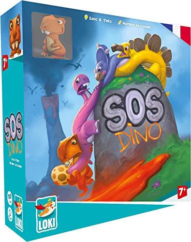 LOKI 514746 SOS Dino Kinderspiel