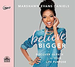 Best Sales Books includes Believe Bigger by Marshawn Evans, JD