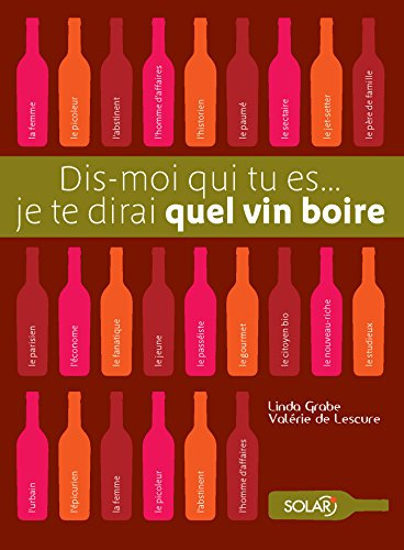 Dis-moi qui tu es... je te dirai quel vin boire (French Edition)