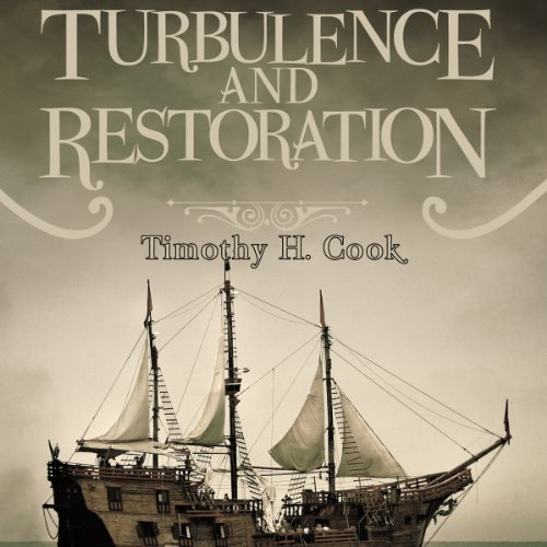 Turbulence and Restoration audiobook cover art