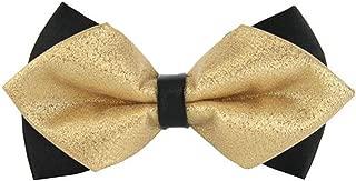 Flairs New York Gentleman's Diamond Pointed Pre-Tied Bow Tie