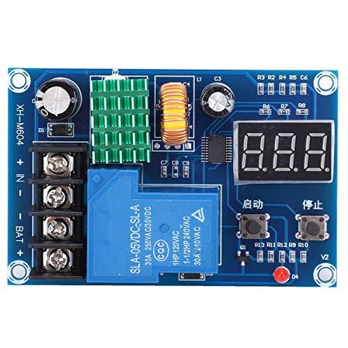 Módulo de control de carga de batería, interruptor de protección del cargador de batería, componente electrónico de PCB, para almacenamiento de baterías/baterías de litio XH-M604 6-60V