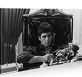 islandburner Bild Bilder auf Leinwand Al Pacino Scarface 1p