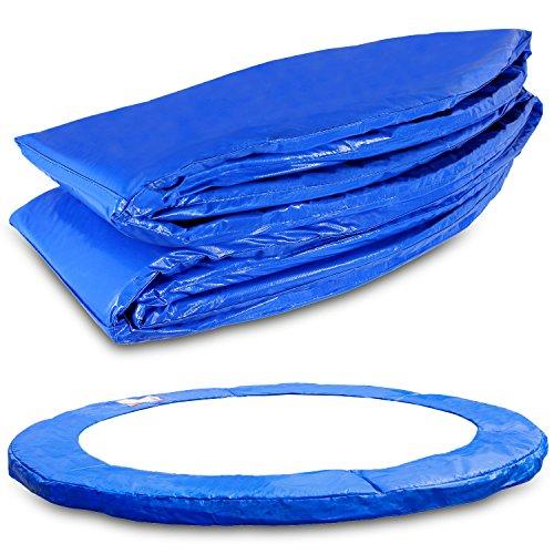 Miganeo Terena® Federabdeckung 396-400 cm für Trampolin Randabdeckung beidseitig PVC - UV beständig