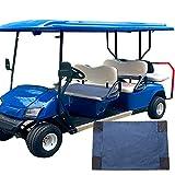 QEES CYZ01 Housse de siège pour Chariot de Golf, épaisse et imperméable