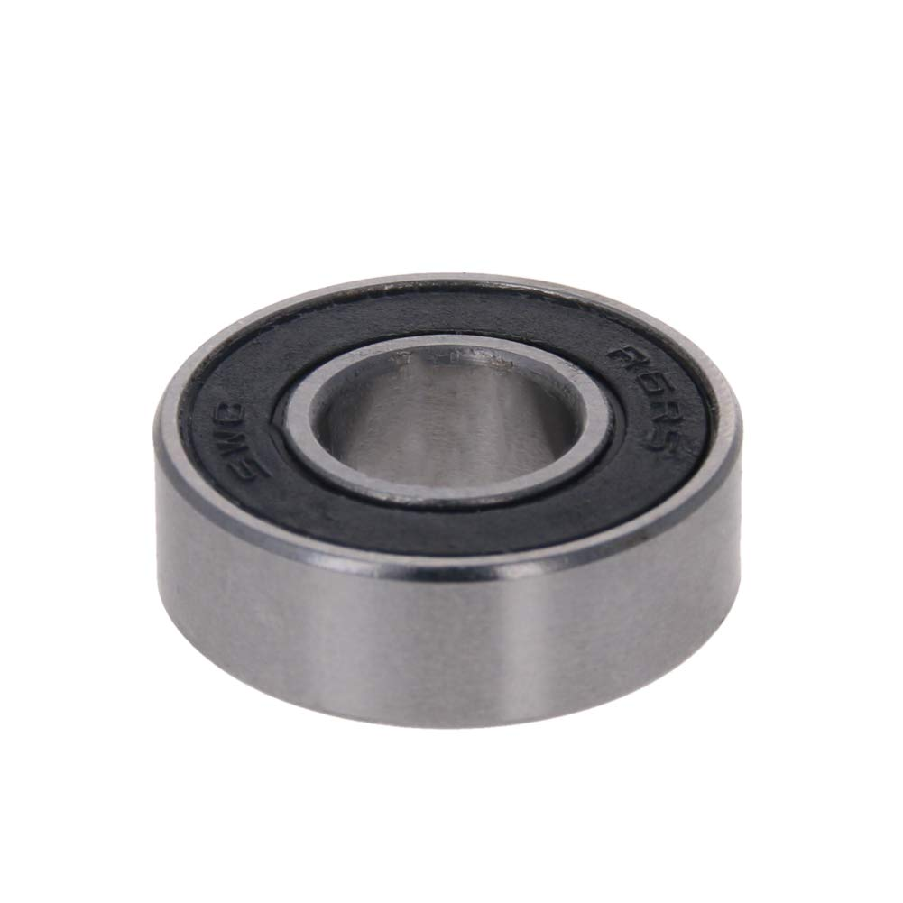 Othmro Deep Groove Roller Ball Bearing Double Shielded Gcr15 Bearings 1604-2RS 2pcs