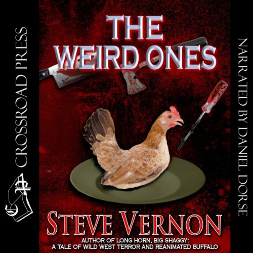 The Weird Ones cover art