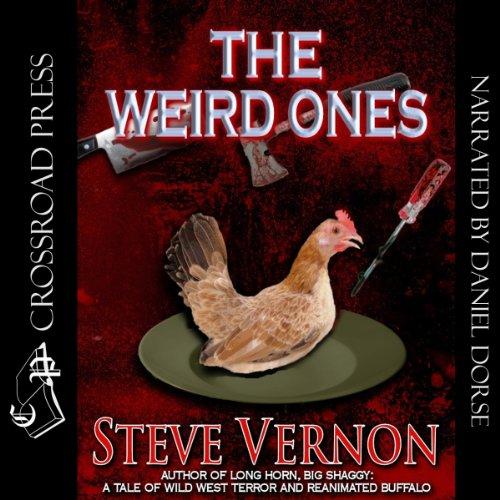 The Weird Ones audiobook cover art