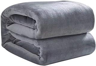 Cuekondy Fleece Velvet Large Soft Flannel Plush Throw Blanket for Fall Winter Spring All Season Warm Fuzzy Lightweight The...