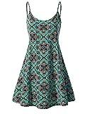 MSBASIC Multicolor Dress A Line Dresses for Women Multicolor01 XS (Apparel)