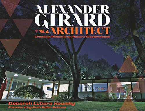 Alexander Girard, Architect: Creating Midcentury Modern Masterpieces (Painted Turtle)