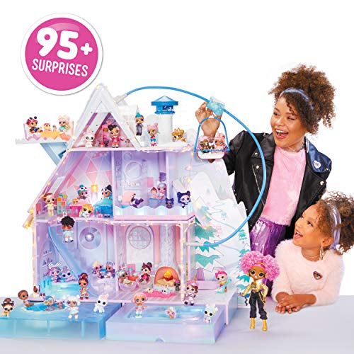 The Winter Disco Chalet is one of the latest toys for girls thsi Christmas