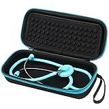 Hard Case Tasche Hülle für Stethoskop - Inklusive Netztasche für Zubehör. Von Comecase