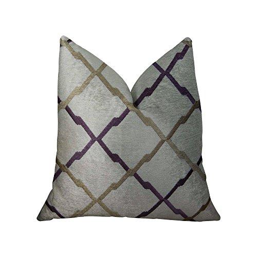 Plutus Home decorativa lyford hecho a mano Throw almohada