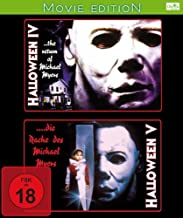 Halloween 4+Halloween 5 [Blu-ray] [Import allemand]