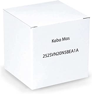 Kaba Mas 252SVN20N5BEA1A Auditcon 2 Series Model 252 Vertical Electronic Lock (Dead Bolt)