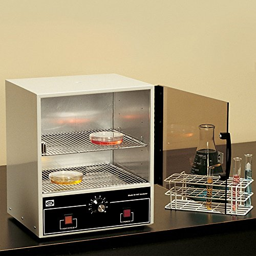 Quincy Lab 10-140 Steel/Aluminum/Acrylic Door Analog Incubator, 0.7 Cubic feet, 115V, 120W