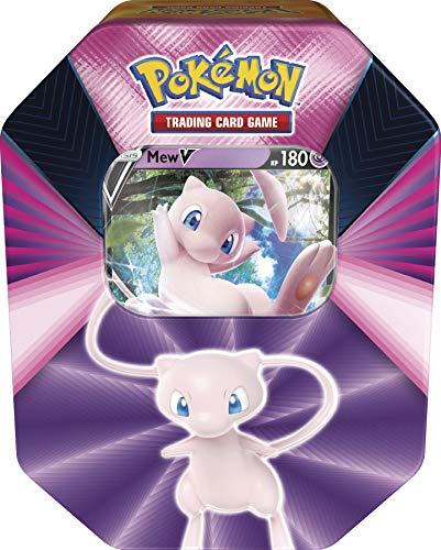 Cards Pokemon - Frühjahrs TIN 2021 - TIN 1 Mew V - Deutsch